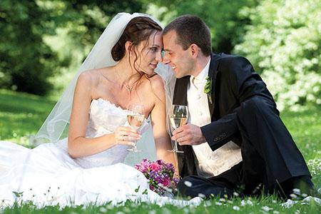 Svadba v Ponteo