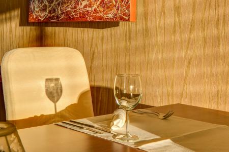 Reštaurácia Ponteo - posedenie
