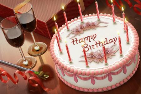 Oslavy narodenin v Ponteo