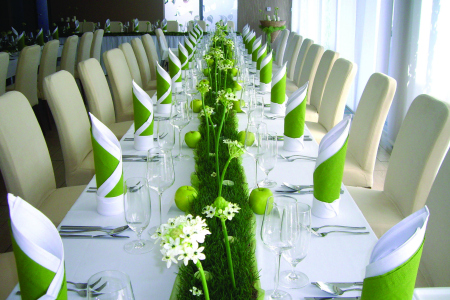 Ponteo svadobny stol