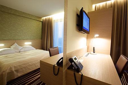 Hotel Ponteo - izby a apartmány