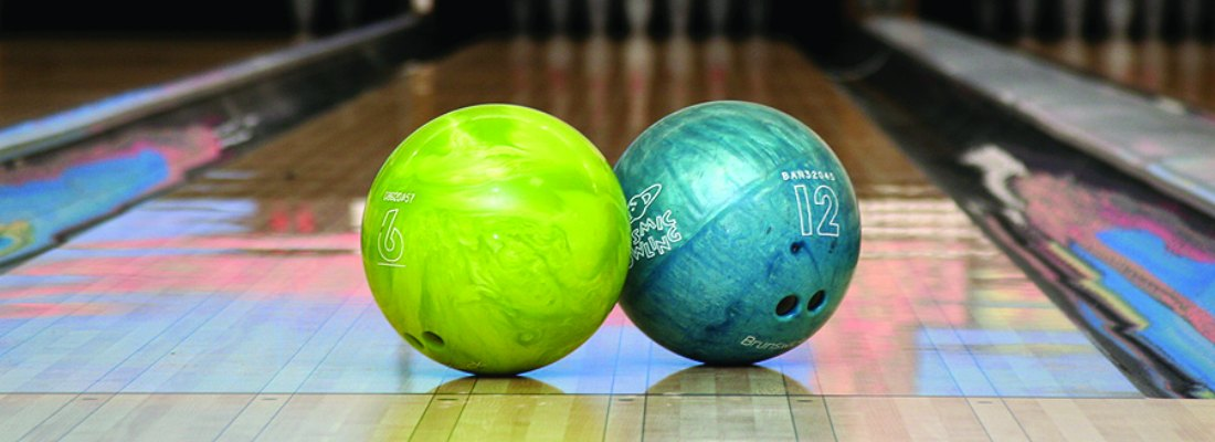 bowlingovú guľu - titulka