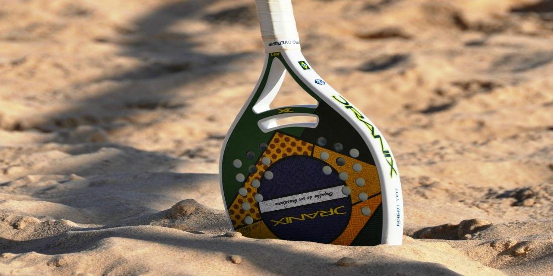 Plážový tenis v Ponteo