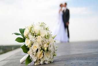 Svadba v štýle Ponteo