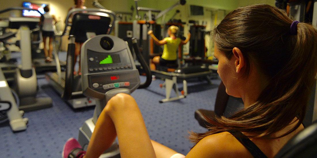 športové centrum - ponteo fitness centrum