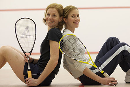 športové centrum - ponteo squash