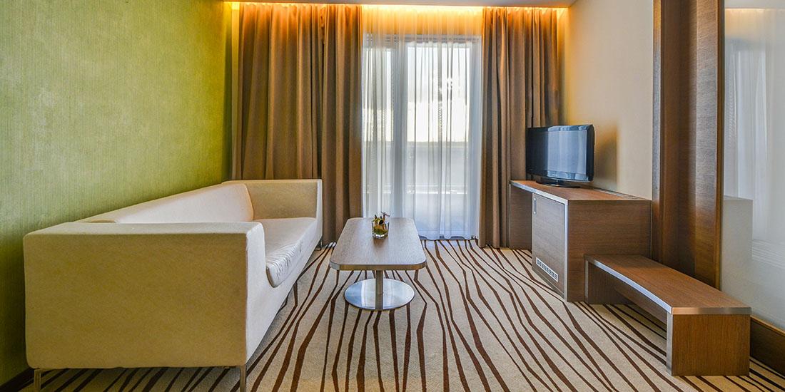 Izby a apartmány Hotela **** Ponteo