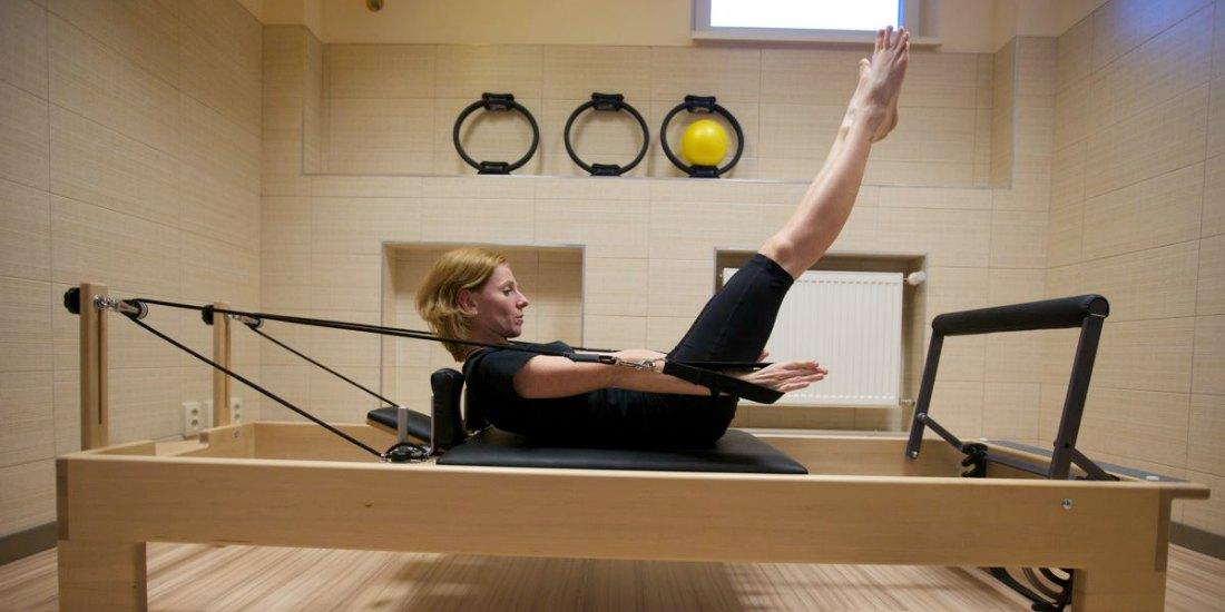 Ponteo pilates