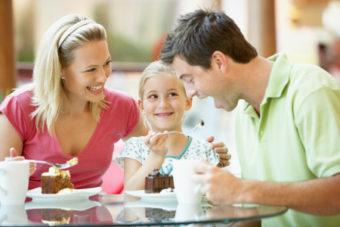 jedálny a nápojový lístok - Nedelny rodinny obed