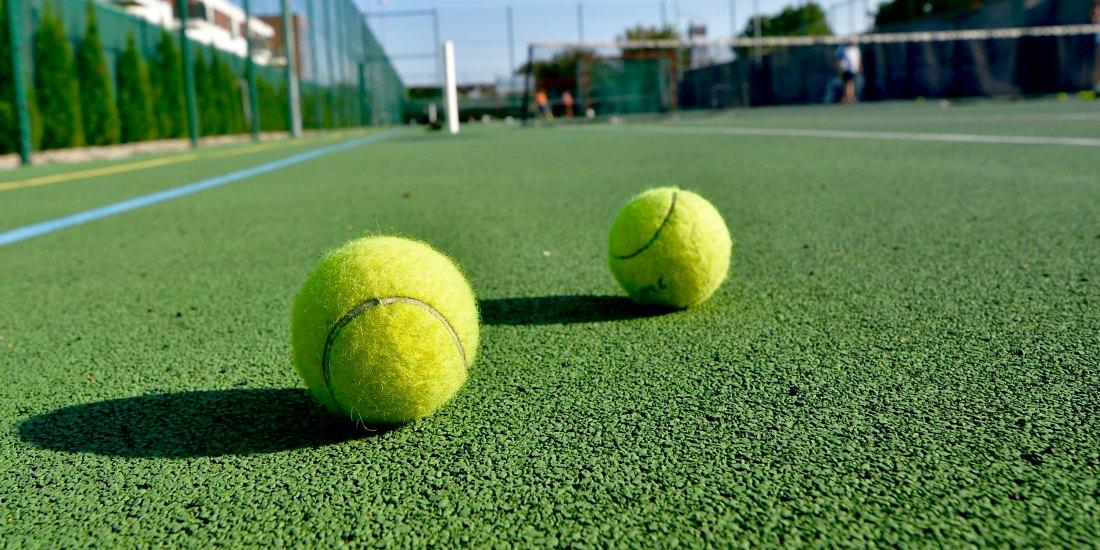 Ponteo ihrisko na tenis