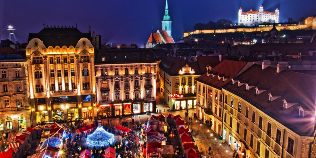 vianocne trhy Bratislava Ponteo
