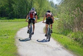 cyklo-vikend v Ponteo