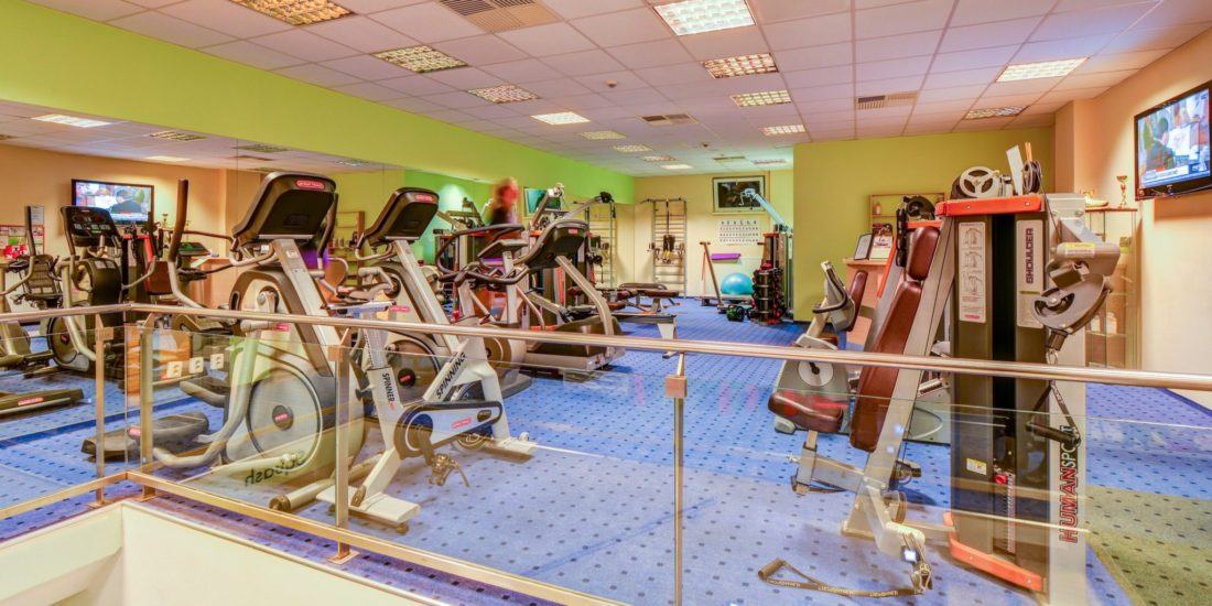 Fitness Ponteo