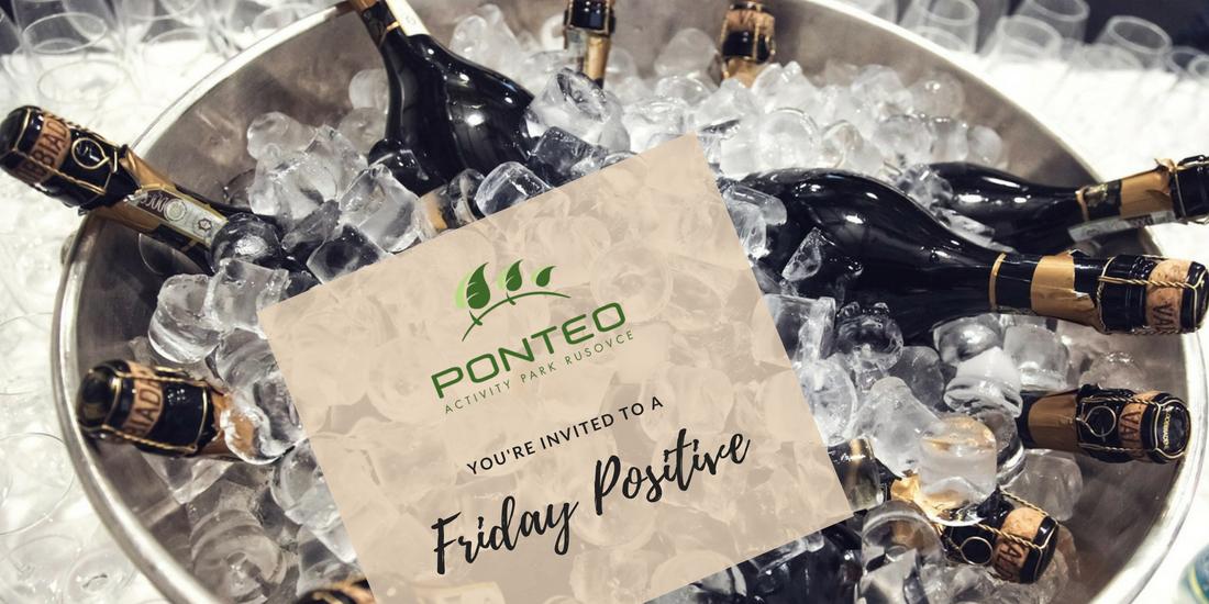 Piatkové párty v Ponteo