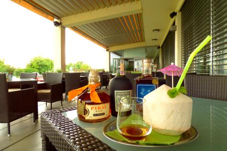 Piatkové párty v Ponteo Rum a kokos