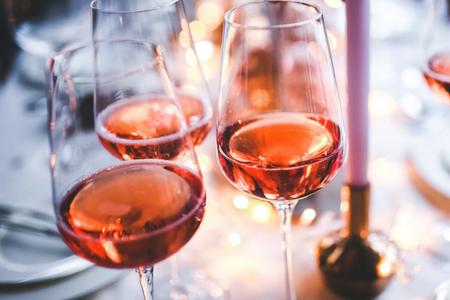 Piatok v Ponteo Slovenské ružové vína