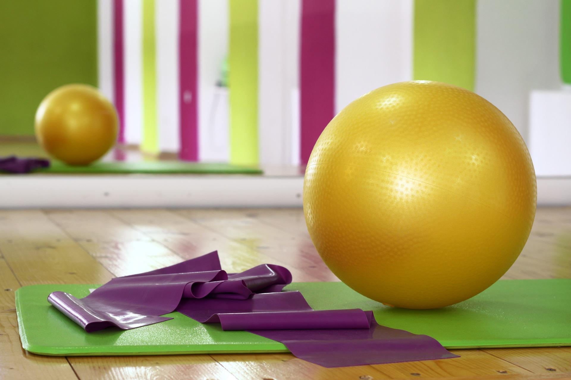 Teambuilding balančné cvičenia