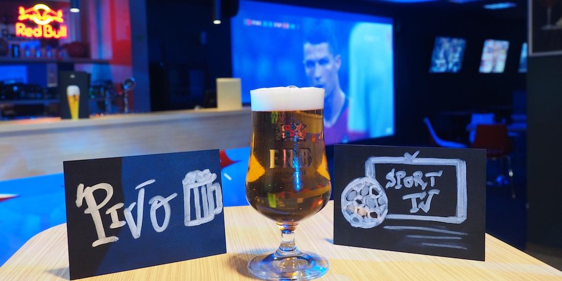 Sport Fan zóna Bar & Bowling Ponteo