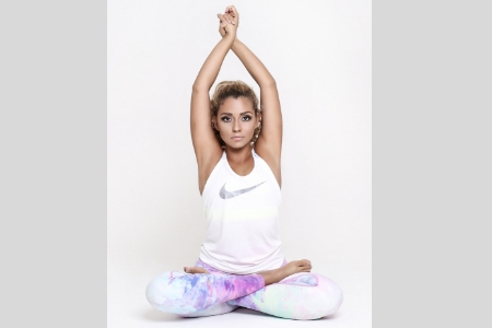 joga, yoga, teambuilding, šport